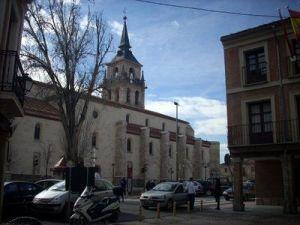 Iglesia de los Santos Justo y Pastor Toledo Espana