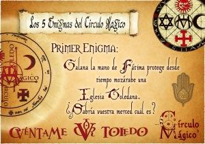Círculo Mágico Enigma 1