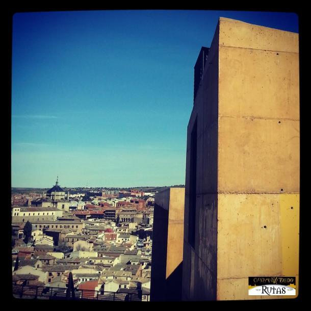 Las Fotos de Cuéntame Toledo: Vista desde El Miradero