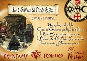 Círculo Mágico Enigma 4